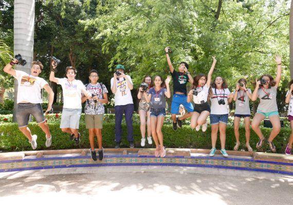 Fotocampus 2019: cursos de fotografía para jóvenes este verano en el centro de Málaga