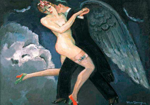 Danza para los peques el 25 de mayo en el Museo Carmen Thyssen Málaga