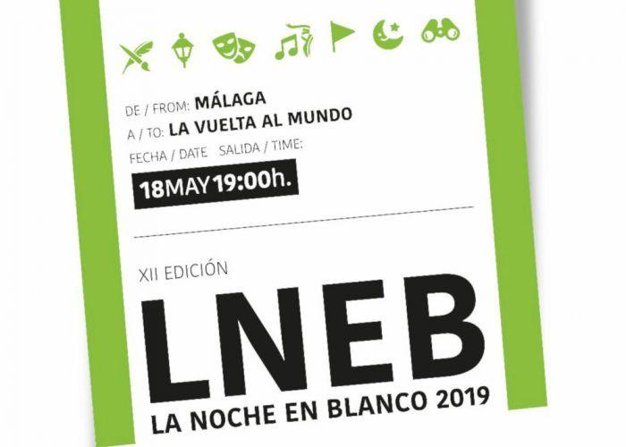 Nochecita en Blanco 2019, las actividades gratis para niños en la Noche en Blanco de Málaga