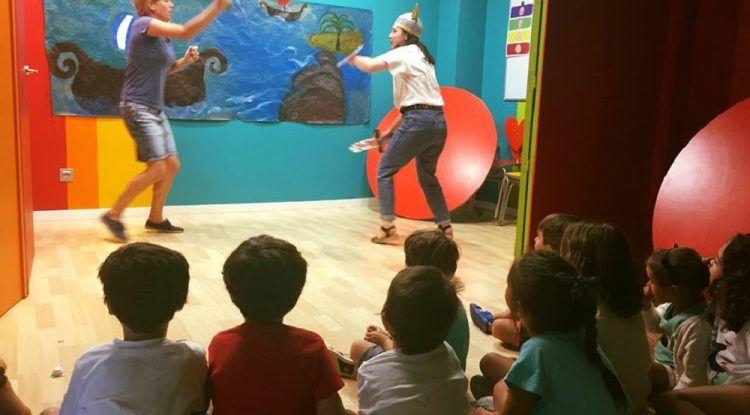 Campamento de verano para los peques con Kids&Us Málaga: una inmersión lingüística muy divertida
