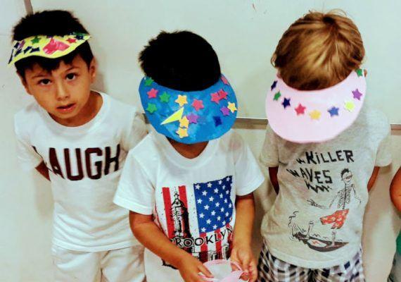 Verano en inglés para niños con el campamento de Tim Idiomas en El Ejido (Málaga)