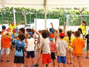 Multi Deporte Verano 2019: el campamento para niños y jóvenes de Vals Sport Málaga