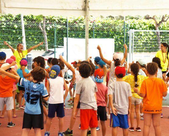 10% de descuento en los campamentos deportivos de agosto de Vals Sport Málaga