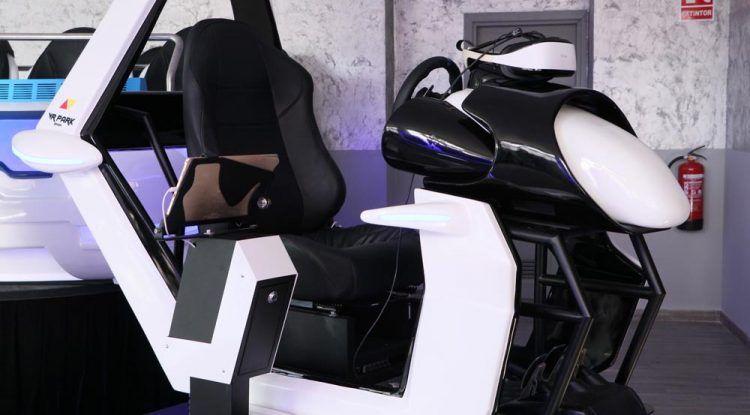 VR Park Spain, realidad virtual en Málaga