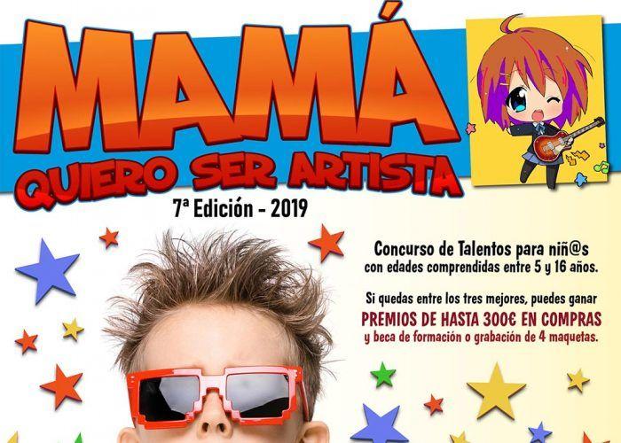 Concurso para niños en el Centro Comercial Rincón de la Victoria