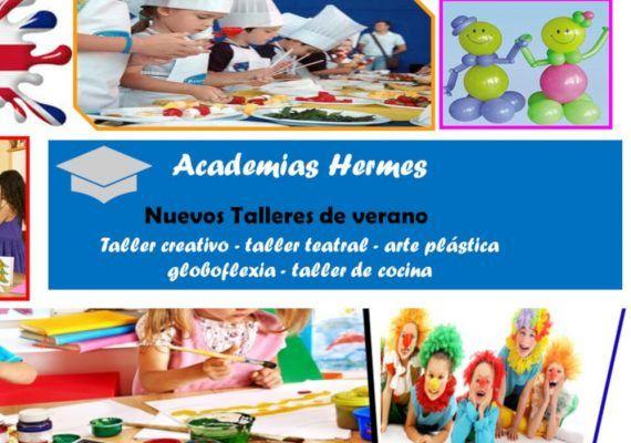 Talleres infantiles de verano para aprender inglés en Teatinos (Málaga)