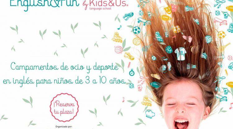 Campamento de verano para niños en Málaga