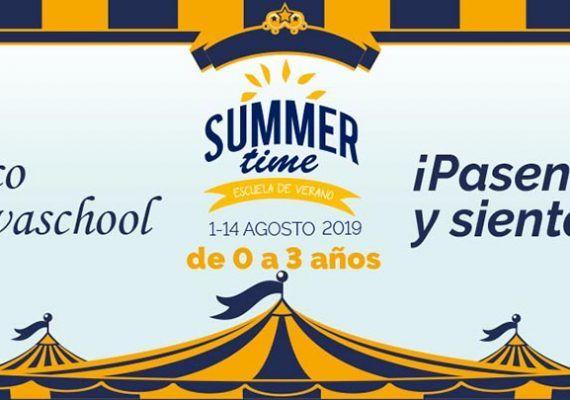 Campamento de verano novaschool para niños