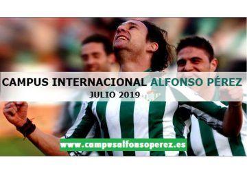 Campamento de fútbol infantil en Marbella con el futbolista Alfonso Pérez