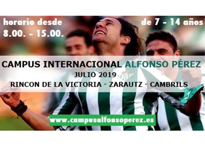 Campus deportivo niños Rincón Málaga