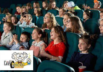 Excursiones escolares con talleres y película en el cine en Málaga, Vélez y Fuengirola con Ciencia Divertida y Cinesur