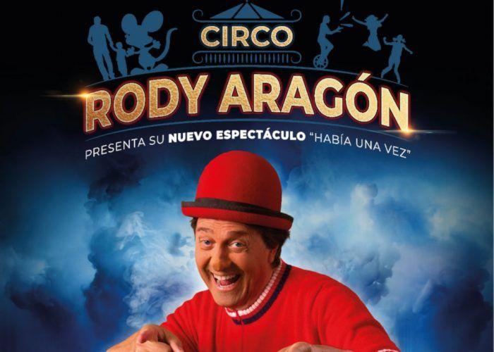 El circo de Rody Aragón visita Tivoli World en junio