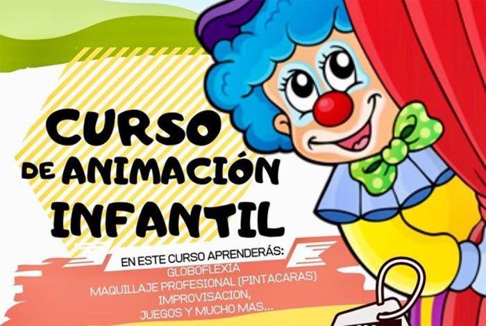 Curso de animación infantil en Benalmádena