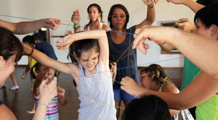 Taller de danza y juegos para toda la familia en el museo Picasso
