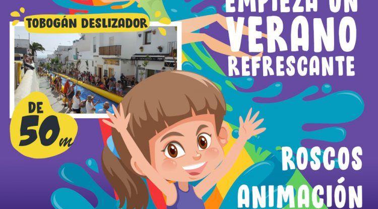 Fiesta de verano gratis para toda la familia en Málaga