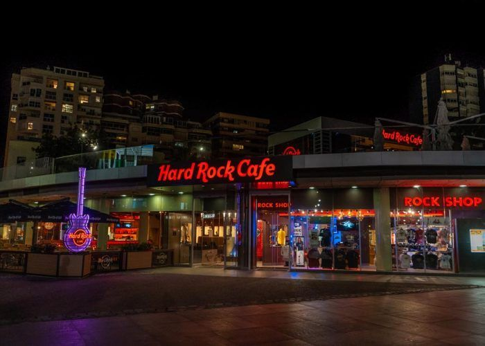 Hard Rock Cafe Málaga