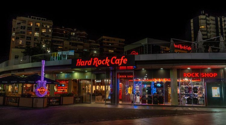 Hard Rock Cafe Málaga