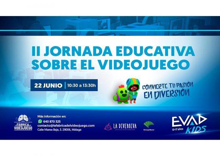 Jornada educativa gratis sobre videojuegos