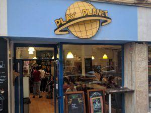 Play Planet Coffee & Shop Málaga