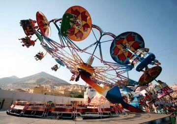 Celebra el cumpleaños de tu hijo o hija en el parque de atracciones Tivoli World en Benalmádena