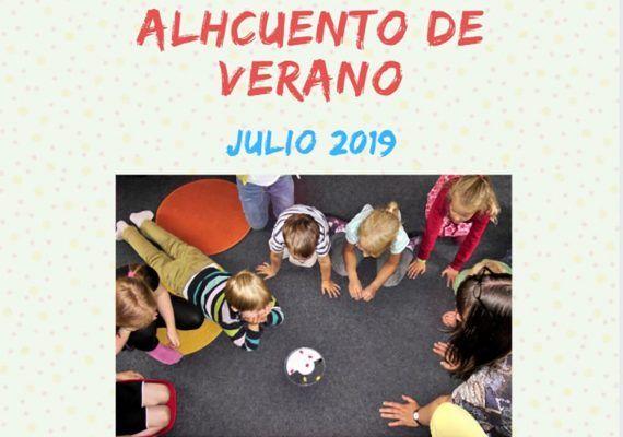 Talleres gratis de lectura para niños en Alhaurín de la Torre este verano
