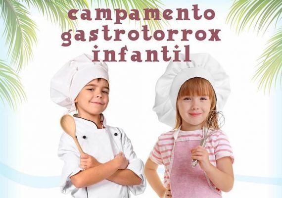 Campamento de verano gastronómico para niños en Torrox