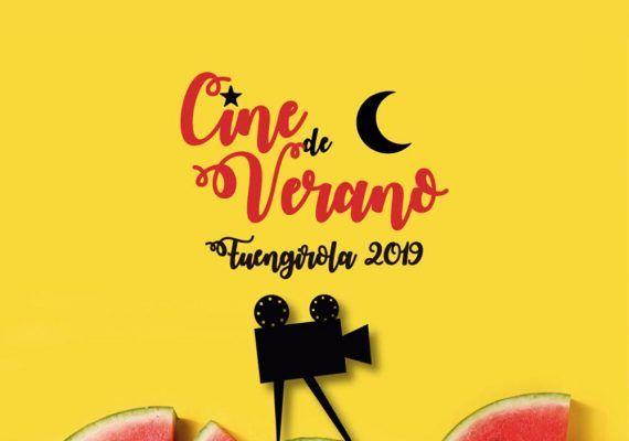 Cine de verano 2019 gratis en Fuengirola para disfrutar en familia