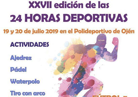 Actividades deportivas para niños y adultos en Ojén