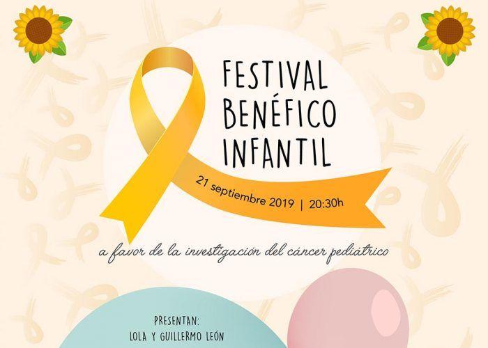 Festival infantil a favor de la investigación del cáncer pediátrico en Alhaurín de la Torre