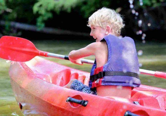 7 ideas para que los niños practiquen deporte en verano