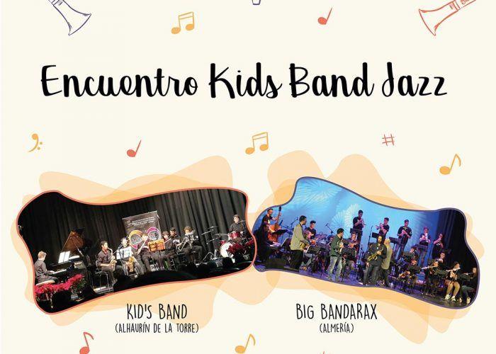 Concierto de jazz con jóvenes músicos en Alhaurín de la Torre