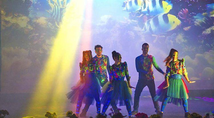 El musical 'Cuidemos el Planeta' para niños llega a Málaga con Magic Wonderland