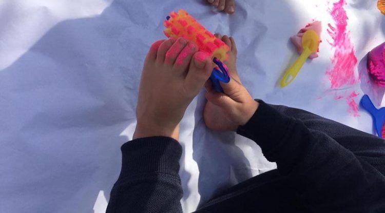 Actividades con Mamis del Parque en junio