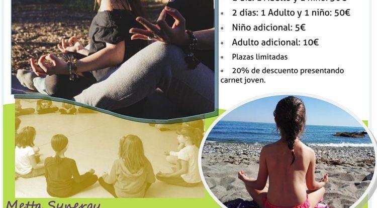 Talleres de mindfulness para toda la familia en Benalmádena