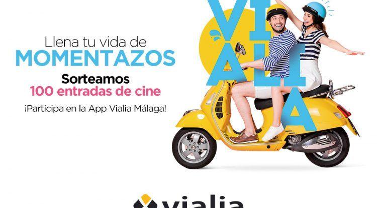 Sorteo de 100 entradas gratis para los Cines Yelmo de Vialia Málaga