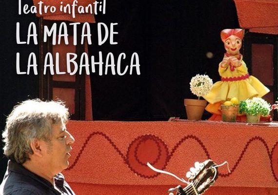 Teatro infantil con títeres en Alhaurín de la Torre