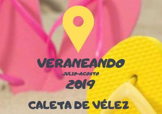 Programa 'Veraneando' hace parada en la Caleta de Vélez