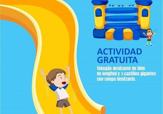 Actividades acuáticas gratis para toda la familia en Torremolinos