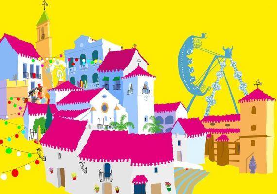 Actividades gratis para niños en las Fiestas Patronales de Coín