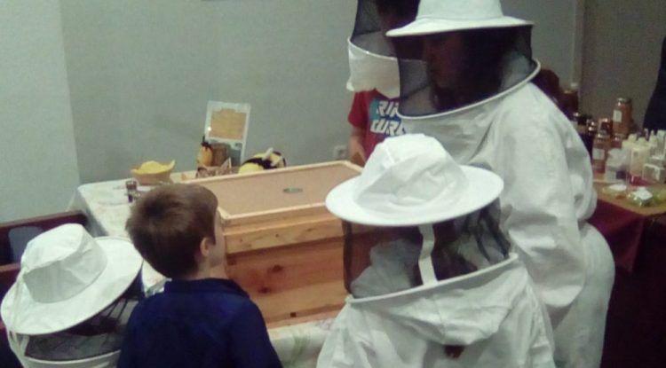 Talleres para familias en el Aula Apícola y Medioambiental Bee Garden Málaga