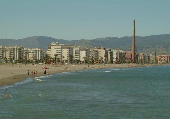 Campaña en Málaga por la limpieza de playas
