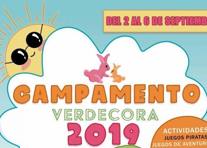 Campamento para niños en septiembre en Verdecora Málaga