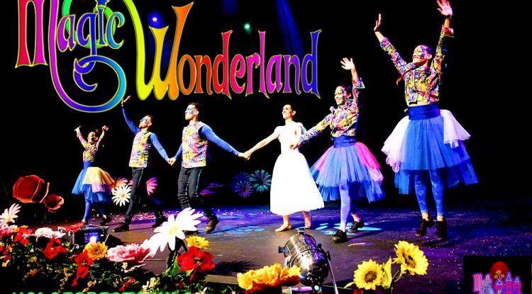 Llega a Málaga el musical infantil Magic Wonderland