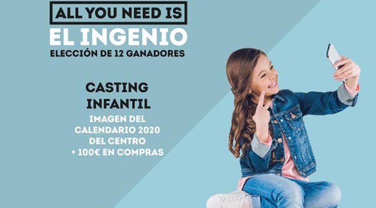 Casting infantil para el calendario 2020 de El Ingenio de Vélez-Málaga
