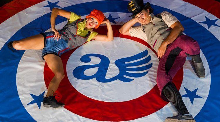 Clown, malabares y acrobacias con 'Circo Alas' en el Teatro Echegaray de Málaga