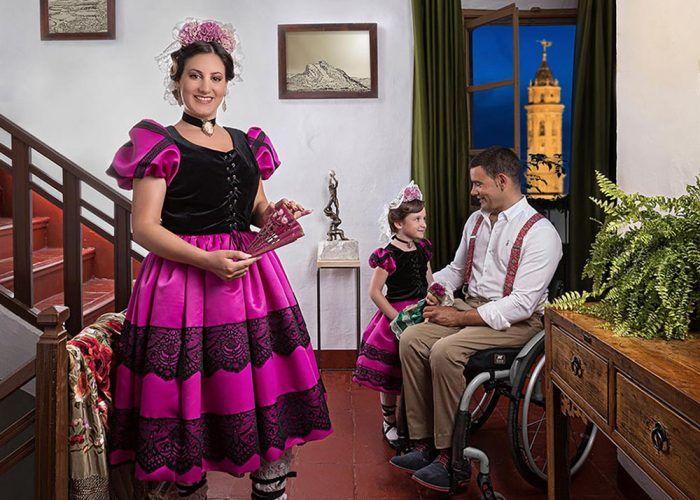 Espectáculos gratis y concursos para niños en la Feria de agosto de Antequera