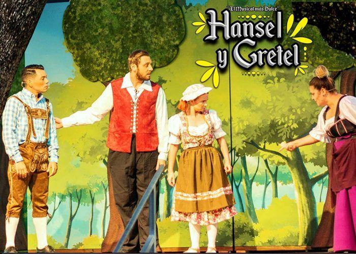 El musical infantil 'Hansel y Gretel' llega al Teatro ESAD de Málaga