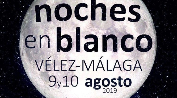 Actividades culturales gratis para toda la familia en las 'Noches en Blanco' de Vélez-Málaga