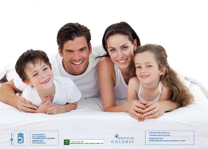 Taller gratis para madres y padres sobre crianza positiva en Fuengirola