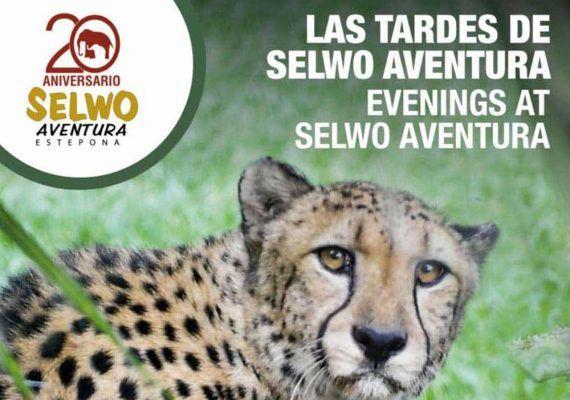 Las Tardes de Selwo Aventura durante el mes de agosto